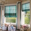 Римские шторы — лучшие фото новинки штор в интерьере