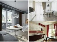 Шторы для кухни с балконной дверью — 50 фото идей как оформить стильный дизайн