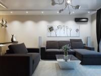 Оформление дизайна квартиры 60 кв. м – лучшие идеи с фотоо