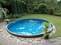 Как установить каркасный бассейн на даче своими руками — инструкция с фото и описанием