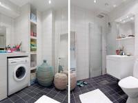 Ванные комнаты 5-6 кв.м – комфорт и эстетика в одном флаконе