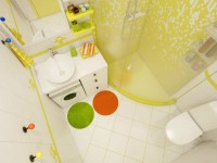 Дизайн ванной маленькой комнаты. 50 фото идей на 2018 год