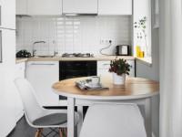 Лучшие решения 2018 года дизайн маленькой кухни 5 кв. м.