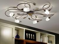 Светильники для гостиной. Рекомендации по выбору