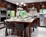 Дизайн современной кухни, фото новинки