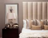 Красивая стена над кроватью. 85 фото декора стен над кроватью