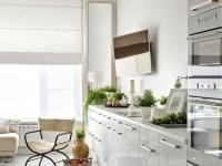 Кухни без верхних шкафов: идеи дизайна, советы и фото