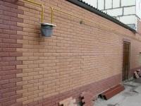 Панели фасадные для обшивки дома снаружи — монтаж своими руками