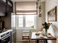 Кухня 9 кв, планировка и дизайн, современные идеи интерьеров с фото