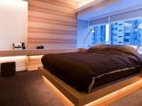 Кровать подиум в маленькой комнате: особенности, преимущества, сборка