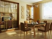 Перегородки для зонирования пространства в комнате: раздвижные, стеклянные, деревянные, пластиковые, ажурные, декоративные, реечные и мобильные, легкие и дизайнерские