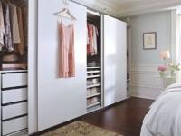 Гардеробная своими: преимущества и дизайн маленьких гардеробных комнат