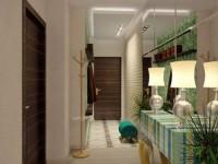 Дизайн интерьера прихожей в квартире — много реальных фото