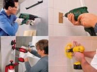 Как аккуратно просверлить кафельную плитку на стене — советы строителям