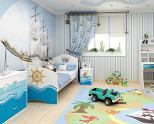 Как обустроить детскую комнату и не допустить ошибок