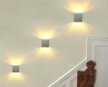 Эстетическое освещение для лестниц