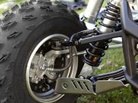 Как прокачать тормоз на детском квадроцикле?