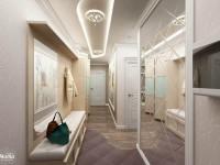 Как сделать ремонт в коридоре: 50 дизайнерских находок для маленькой прихожей