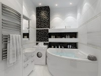 Ставим новые светильники для ванной