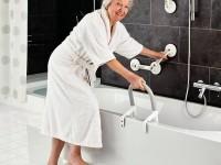 Ванные комнаты для инвалидов. Обустройство ванной для инвалидов с 90 фото