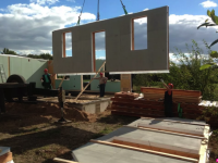 Каркасно-панельная технология в строительстве домов