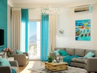 Как красиво повесить шторы в гостиной: фото стильного и современного дизайна
