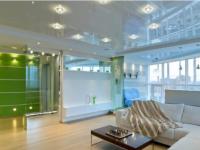 Расположения точечных светильников на натяжном потолке: оптимальное расстояние и примеры схем