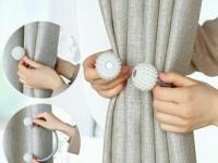 Прихваты для штор – практичный и стильный аксессуар в современном интерьере,