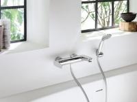 Выбор и установка смесителя в ванной
