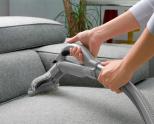 Зачем нужна химчистка мягкой мебели?