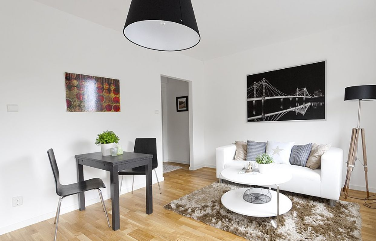 Планировка маленькой квартиры -10
