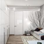 Планировка маленькой квартиры - 10