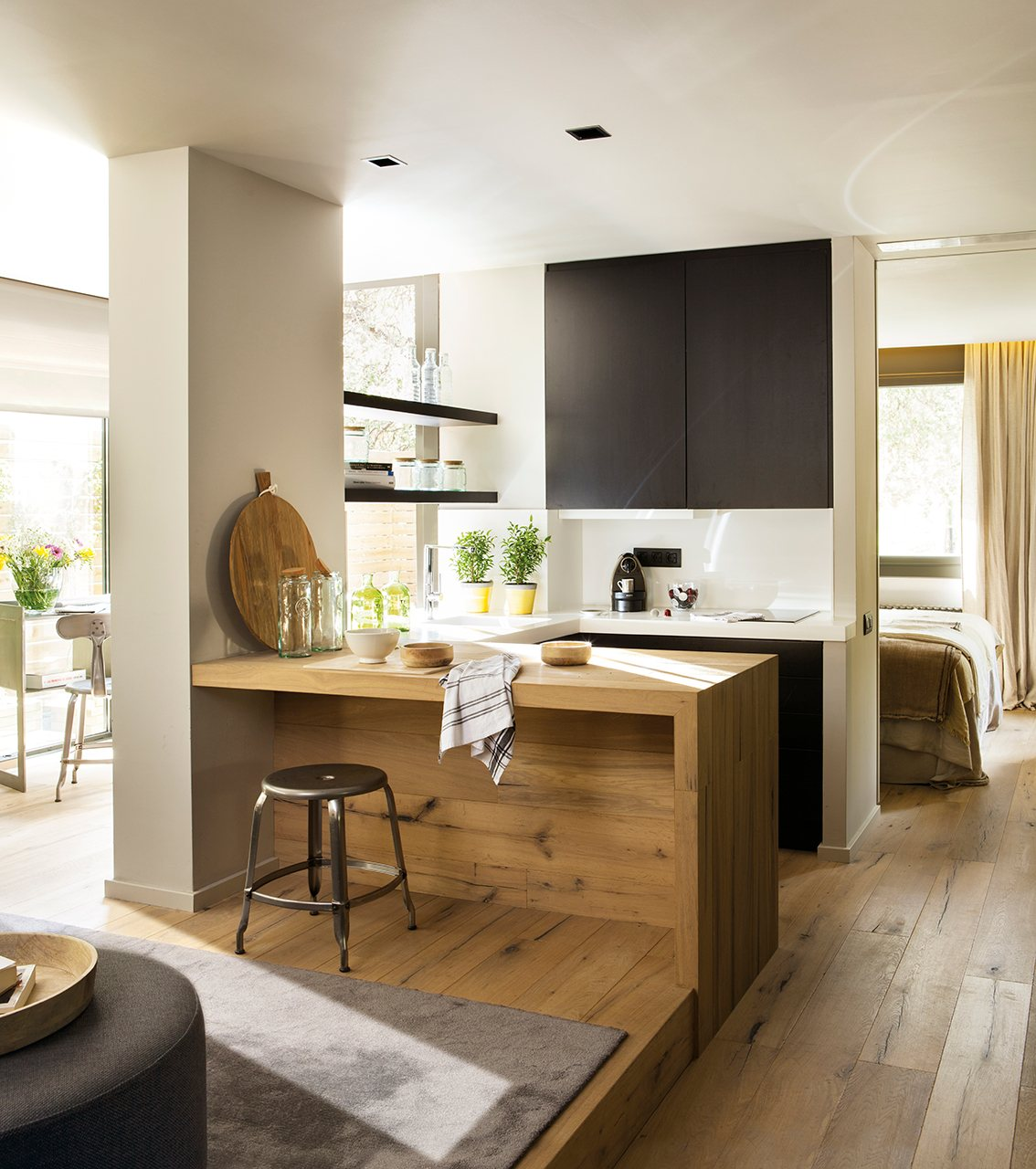 Планировка маленькой квартиры -12