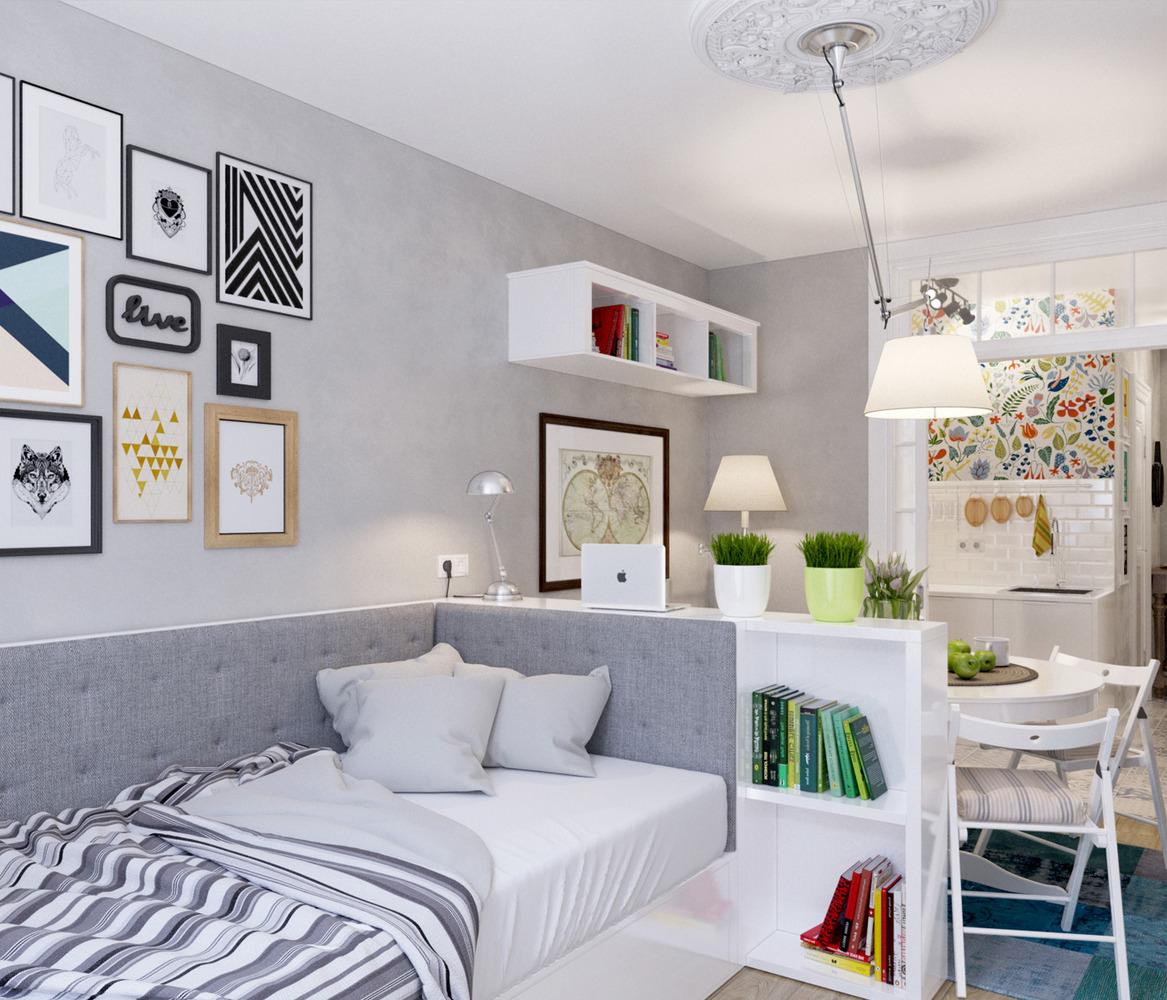 Планировка маленькой квартиры -3