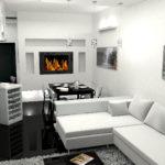 Планировка маленькой квартиры - 4
