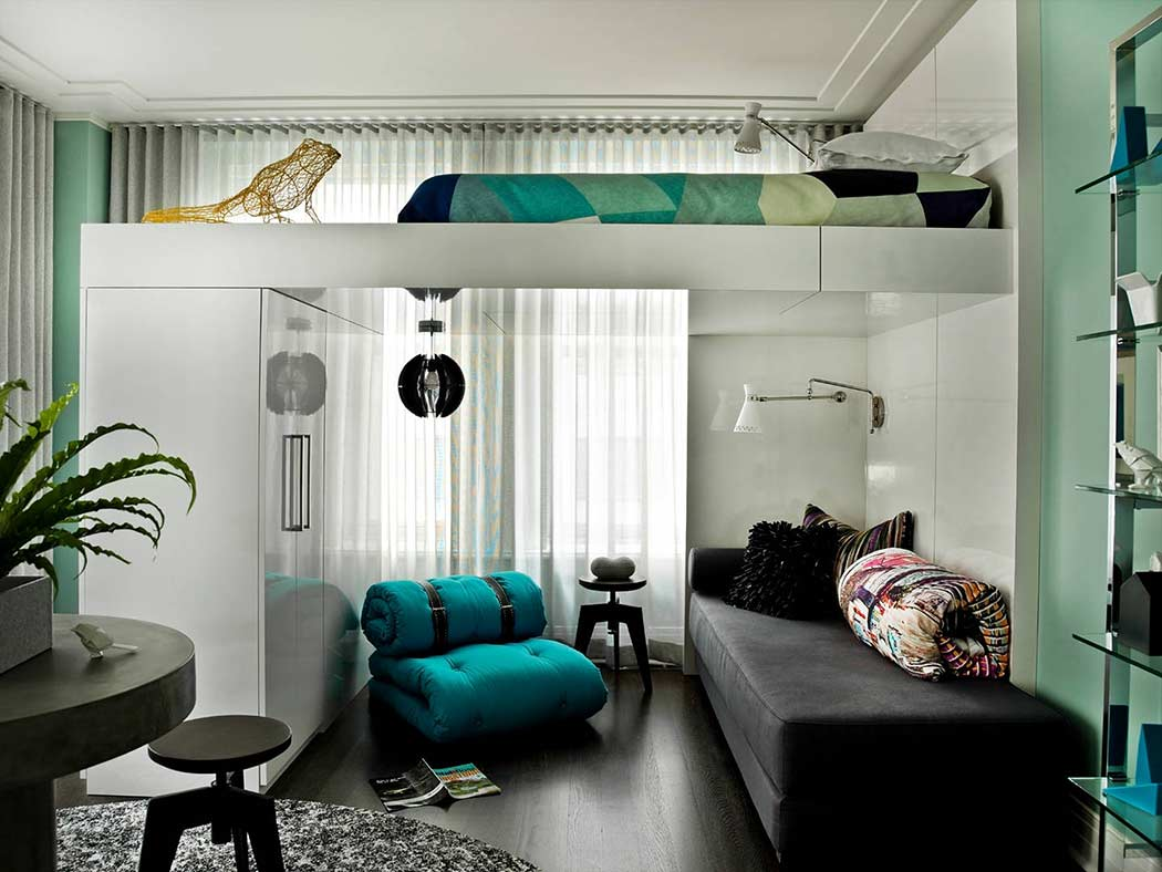 Планировка маленькой квартиры -5