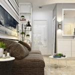 Планировка маленькой квартиры - 7