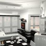 Планировка маленькой квартиры - 8