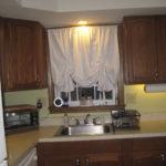 Современные шторы на кухню 2