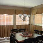 Современные шторы на кухню 5