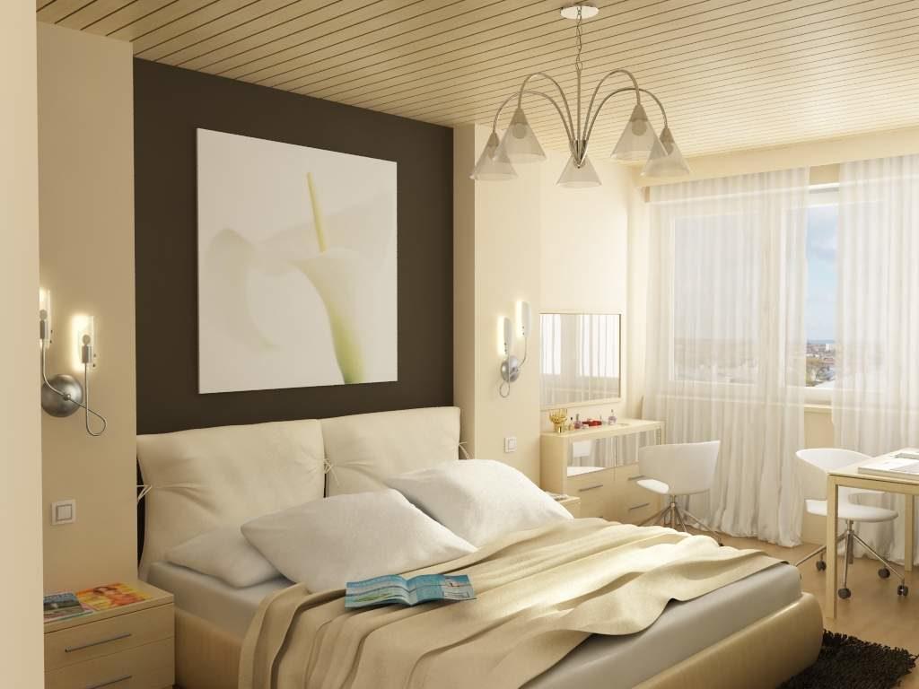 Хрущевка ремонт идеи спальня