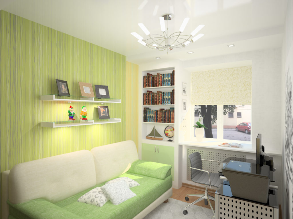 Дизайн штор спальни фото 2018