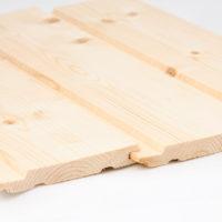 Деревянная вагонка — средство экологически чистой отделки здания