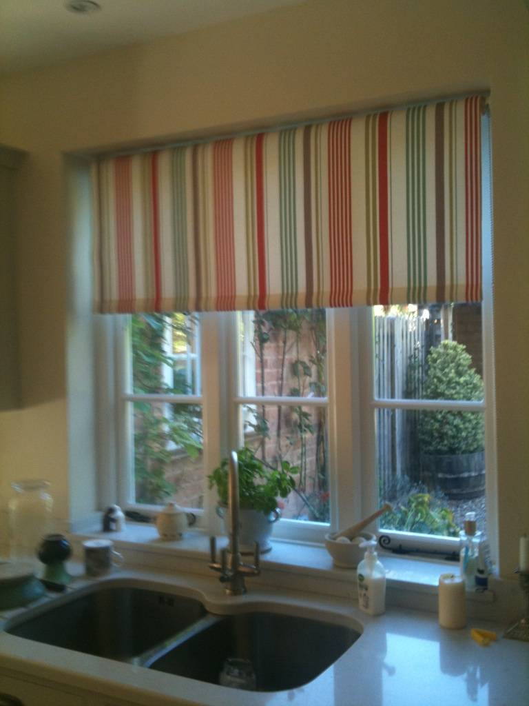 Рулонные шторы для кухни - 3