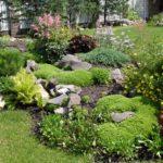 Сад из камней или рокарий 11