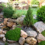 Сад из камней или рокарий 2