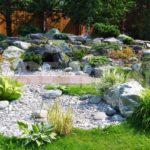 Сад из камней или рокарий 6
