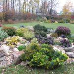 Сад из камней или рокарий 9