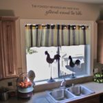Современные шторы на кухню 4