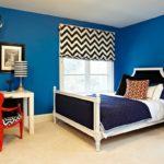 Спальня-синий-10